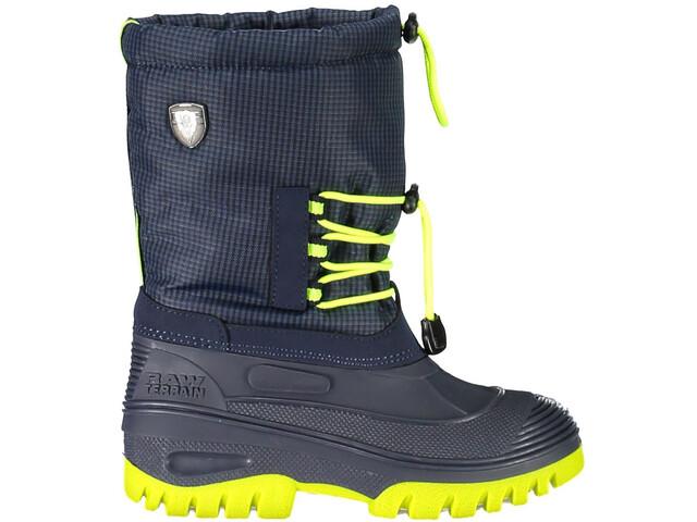 CMP Campagnolo Ahto WP Snow Boots Kinder black blue